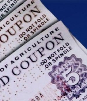 USDA report shows 10 percent of food stamps go to buying soda
