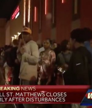 Christmas in Obama's America: Thousands of Black Teenagers Riot in Malls