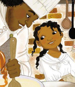 Scholastic pulls children's book, 'A Birthday Cake for George Washington'