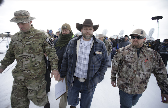 Feds allege conspiracy on first day of trial for Ammon Bundy, others in Oregon standoff