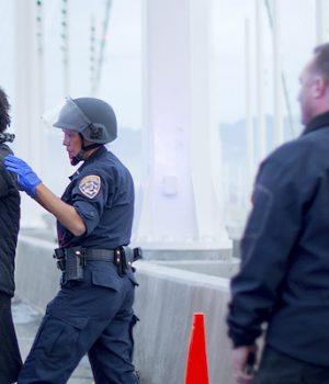 Protesters shut down California's Bay Bridge; 25 arrested