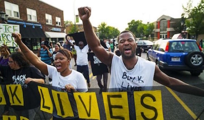 Black Lives Matter Minnesota issues 'travel alert' for St. Paul