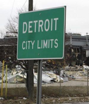Syrian refugee debate gets hot in Detroit