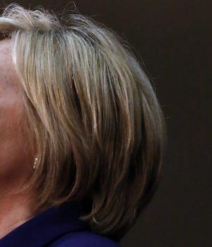 Hillary calls for true progressive on Supreme Court