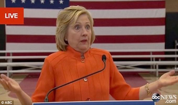 """Bildresultat för Hillary """"Short Circuiting"""""""