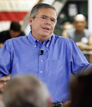 Bush-whacked: Jeb joins brother, father and Lindsey Graham in vowing not to vote for Trump