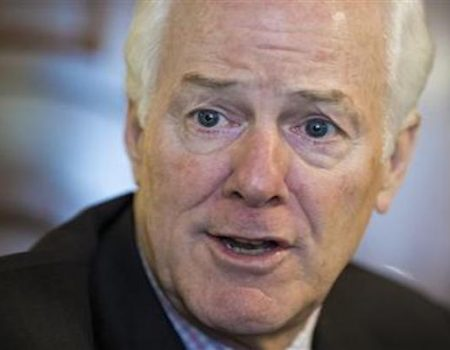 Cornyn Eager to Explain Trump