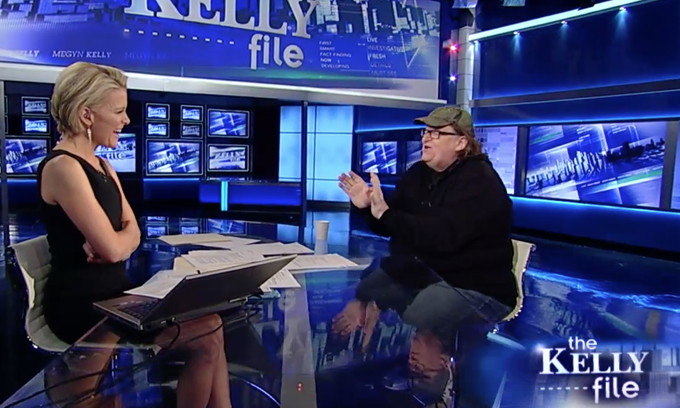 Fox News Host has 'Love In' with Michael Moore; Network had Surprises Planned for Trump