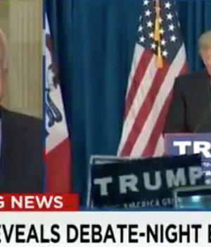 McCain Blasts Trump for Hosting Veterans Event, Praises Megyn Kelly