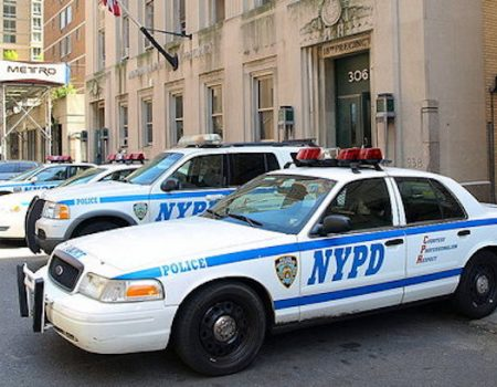 NYPD union sparks backlash with 'blue racism' video