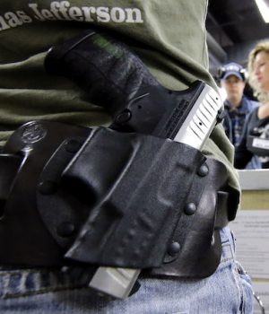 Open carry in Texas: 'Much ado about nothing'?