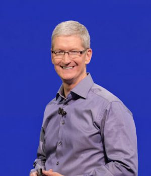 Apple CEO Tim Cook clashes with US government over encryption