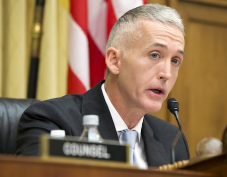 Trey Gowdy says Russian meddling clear, Donald Trump must 'act like it'