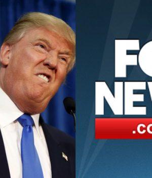 Trump Says 'Take a Hike' to Fox News Debate