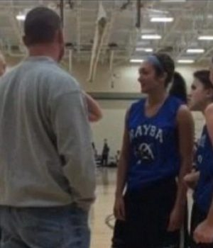 Too good to compete?  League kicks out girls basketball team for being too good.