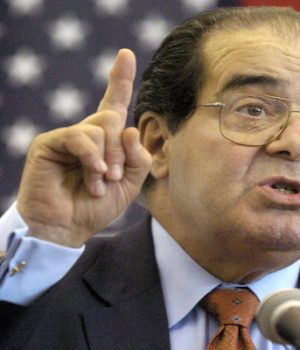 Antonin Scalia is a great loss for the American Constitution