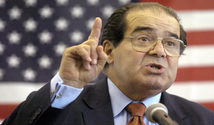Confusion and Sorrow Surround Scalia's Death