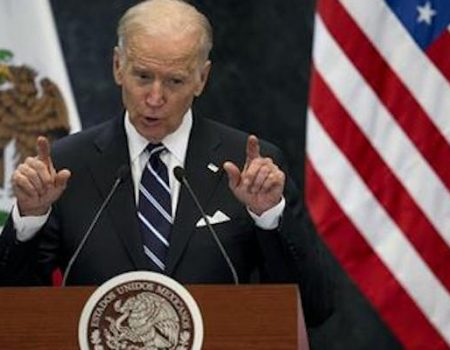 Joe Biden: Donald Trump 'more like George Wallace than George Washington'