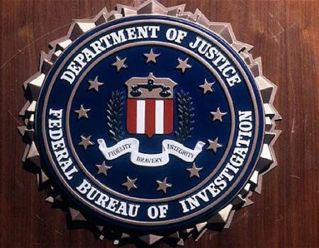 FBI counterterror chief, reportedly drunk, loses weapon