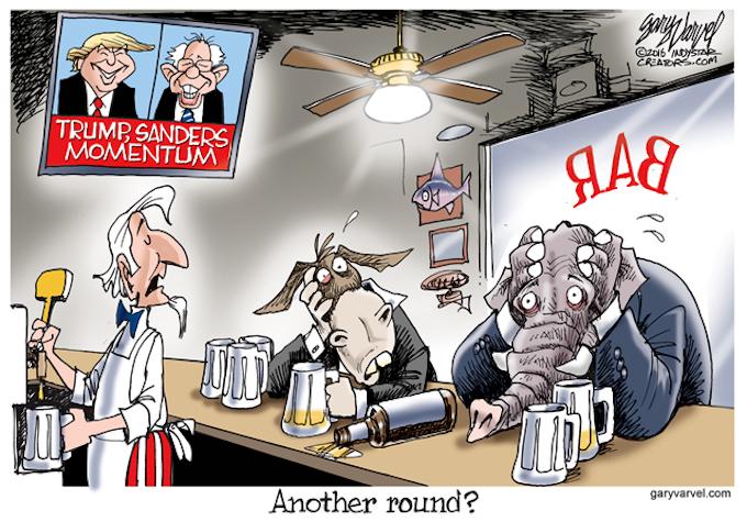 Establishment Drunks