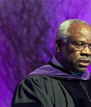 Justice Thomas questions lawyer about 2nd Amendment rights