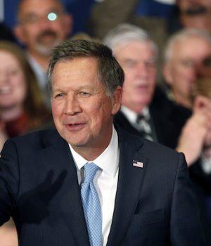 Critics want Kasich out to advance Rubio
