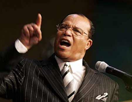 Farrakhan ratchets up anti-Semitism in latest sermon
