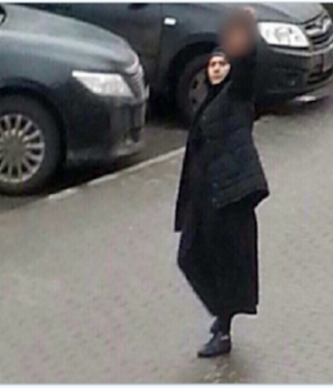 Nanny wearing hijab and waving severed head of child arrested in Moscow