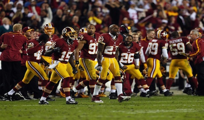 Poll finds 90% of Native Americans are OK with Washington Redskins name