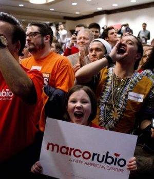 Media, Pundits Declare Rubio the Winner after Finishing Third