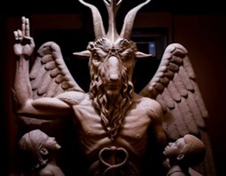 Satanist pursues abortion rights case on religious grounds