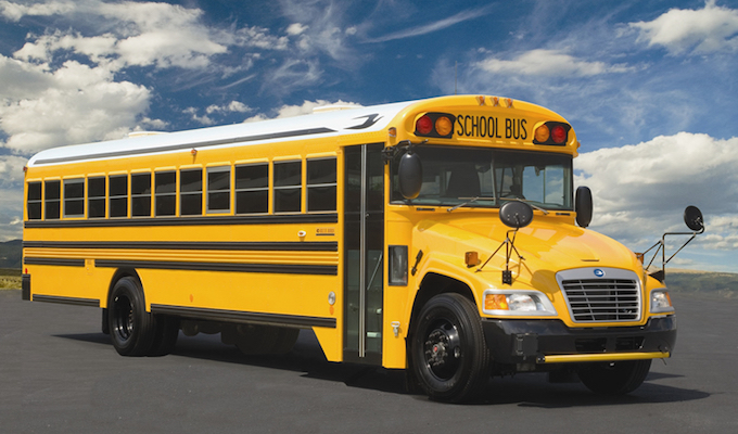 CIA left explosive material on school bus after exercise
