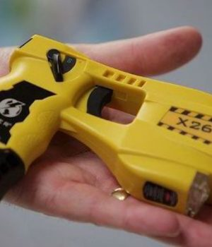 Stun guns in demand by disarmed Germans amid security concerns