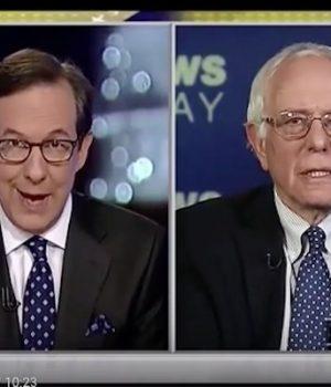 Fox News Grovels to Bernie Sanders
