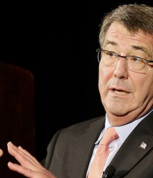 Pentagon chief Carter says gov't should not be given 'back door' to encrypted data