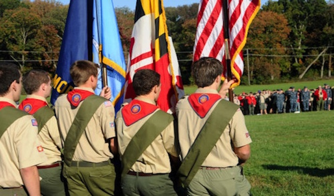 Boy Scouts' admission of girls seen as expansion of 'war on boys'
