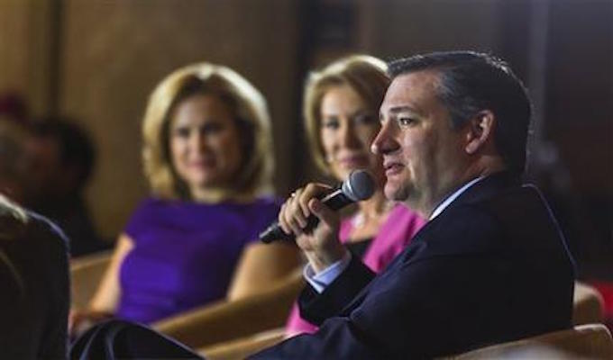Ted Cruz: Women are not a special interest, every issue is a women's issue.