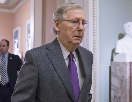 McConnell: I believe the women; Roy Moore should step aside