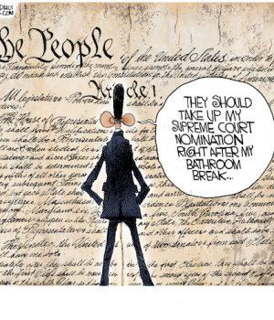 Obama regarding the US Constitution
