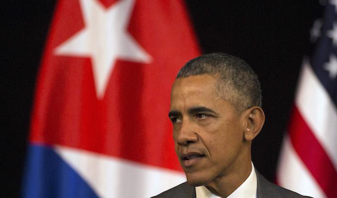 Obama's Propaganda Gift to the Castro Regime