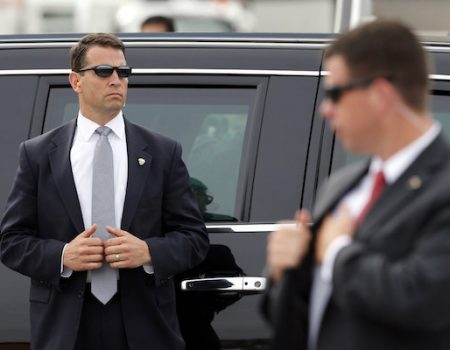 Secret Service reveals it doesn't have any White House tapes