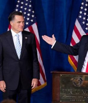 Flip Flop: Romney realizes which way the wind blows