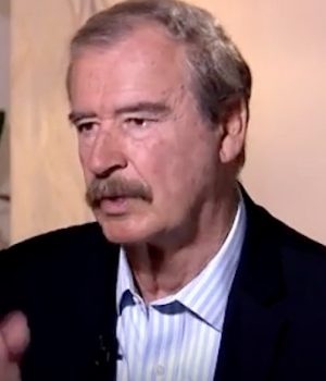 Vicente Fox goes on another anti-Trump rant on Twitter