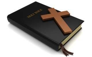 Bible and Cross