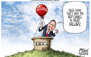 Gov. John Kasich's Presidential campaign is experiencing some difficulties lifting off.
