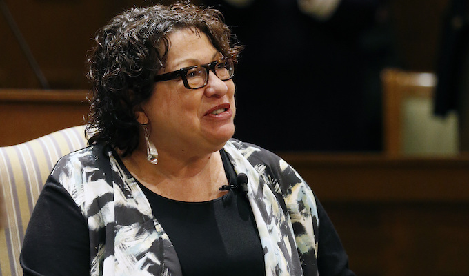 Sotomayor: Court needs greater diversity, in several ways