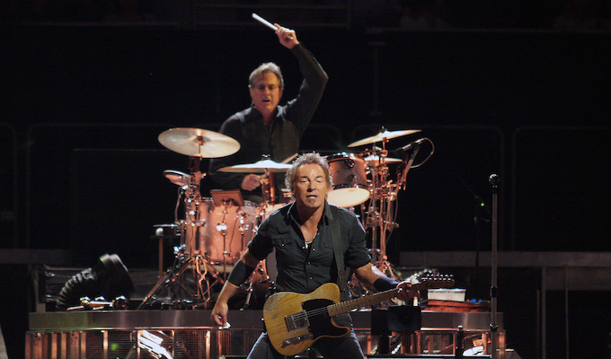 Bruce Springsteen - Open All Night