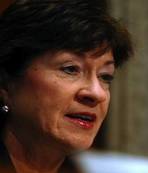 Susan Collins and Her Stupid Stick