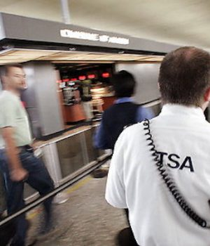 More TSA insecurity: A gaping hole