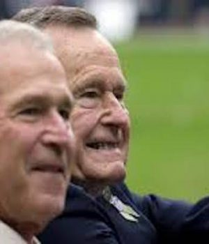 Neither former Bush president will endorse Donald Trump